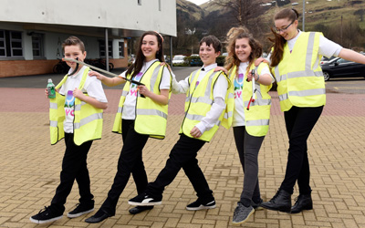 OYCI are passionate about keeping our community clean - addressing littering, dog poo and plastic in particular